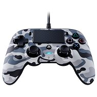 Gamepad Nacon Wired Compact Controller PS4  - Camouflage grau