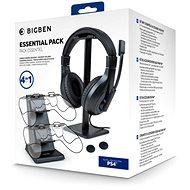 BigBen Essential Pack 4v1 - PS4 - Controller-Zubehör