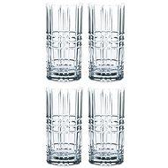 Nachtmann Set hohe Gläser 4 Stück SQUARE - Glas-Set