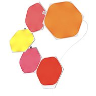 Nanoleaf Shapes Hexagons Starter Kit Mini 5 Panels - LED Licht