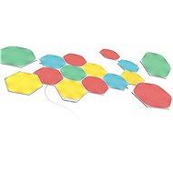 Nanoleaf Shapes Hexagons Starter Kit 15 Panels - LED Licht