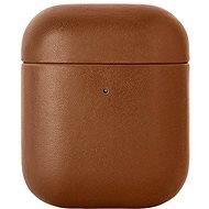 Native Union Classic Leather Case Tan für AirPods - Kopfhörerhülle