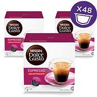 Nescafé Dolce Gusto Espresso Decaffeinato 16 Stück x 3 - Kaffeekapseln
