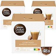 Nescafé Dolce Gusto Cortado 16 Stück x 3 - Kaffeekapseln