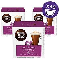 Nescafé Dolce Gusto Choco Caramel 16 Stück x 3 - Kaffeekapseln