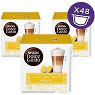 Nescafé Dolce Gusto Latte Macchiatto Vanilla 16 Stück x 3 - Kaffeekapseln