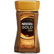 Nescafe, GOLD Crema Glas 200g - Kaffee