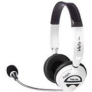 NGS MSX6 PRO weiß - Kopfhörer