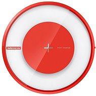 Nillkin Magic Disc 4 Rot - Kabelloses Ladegerät