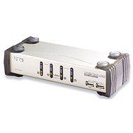 ATEN CS-1734 elektronischer Schalter - KVM-Switch