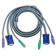 ATEN 2L-1001P/C 2m - Datenkabel