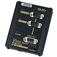 ATEN Elektronischer VGA Schalter 2:1 - Switch