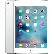 iPad mini 4 mit dem Retina Display 128 GB, WiFi Modell, Silber - Tablet