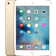 iPad mini 4 mit dem Retina Display 128 GB, WiFi Modell, Gold - Tablet