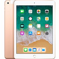 iPad 128 GB WiFi Cellular Gold 2018 - Tablet