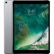 "iPad Pro 10.5"" 64GB Cellular Space Schwarz - Apple-Tablet"