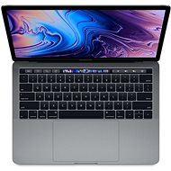 "MacBook Pro 13"" Retina ENG 2018 mit Touch Bar Space-Grau - MacBook"