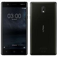 Nokia 3 Matte Black Dual-SIM - Handy