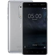 Nokia 5 Silver Dual SIM - Handy