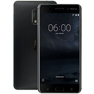 Nokia 6 Matte Black Dual SIM - Handy