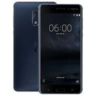 Nokia 6 Tempered Blue Dual SIM - Handy