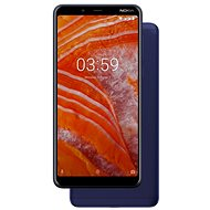 Nokia 3.1 Plus Dual SIM Blau - Handy