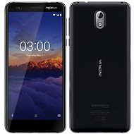 Nokia 3.1 Single SIM schwarz - Handy
