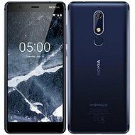 Nokia 5.1 Dual SIM Blau - Handy
