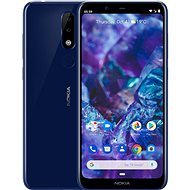 Nokia 5.1 Plus Blue - Handy