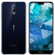Nokia 7.1 Dual SIM blau - Handy