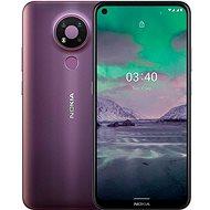 Nokia 3.4 64GB lila - Handy