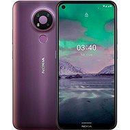 Nokia 3.4 32 GB - lila - Handy
