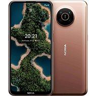Nokia X20 Dual SIM 5G 8 GB / 128 GB - braun - Handy