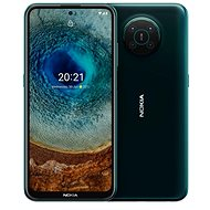 Smartphone Nokia X10 Dual SIM 5G 4 GB / 128 GB - grün - Handy