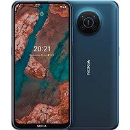 Smartphone Nokia X20 Dual SIM 5G 6 GB / 128 GB - blau - Handy