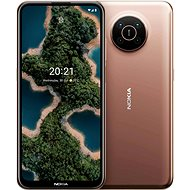 Nokia X20 Dual SIM 5G 6 GB / 128 GB - braun - Handy