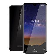 Nokia 2.2 Dual SIM Schwarz - Handy