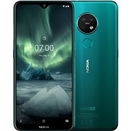 Nokia 7.2 Dual SIM Grün - Handy