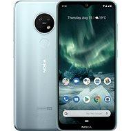 Nokia 7.2 Dual SIM Silver - Handy