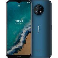 Nokia G50 Dual SIM 5G 4 GB / 128 GB - blau - Handy