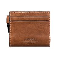 Nomad Leather Charging Wallet Slim - Brieftasche