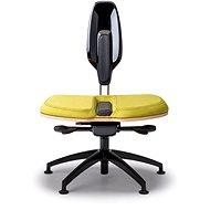 NESEDA Premium Bürostuhl mit Laminat Rückenlehne - grün - Bürostuhl