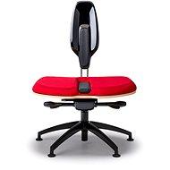 NESEDA Premium Bürostuhl mit Laminat Rückenlehne - rot - Bürostuhl
