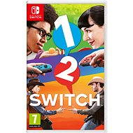 1 2 Switch - Nintendo Switch - Konsolenspiel