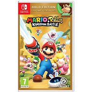 Mario + Rabbids Kingdom Battle - Gold Edition - Nintendo Switch - Konsolenspiel