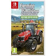 Farming Simulator 17 - Nintendo Switch - Konsolenspiel