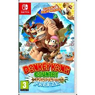 Donkey Kong Country: Tropical Freeze  - Nintendo Switch - Konsolenspiel