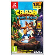 Crash Bandicoot N Sane Trilogy - Nintendo Switch - Konsolenspiel