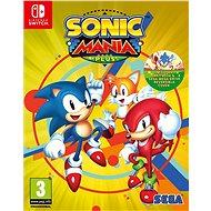 Sonic Mania Plus - Nintendo Switch - Konsolenspiel
