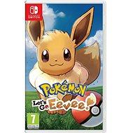 Pokémon Lets Go Eevee! - Nintendo Switch - Konsolenspiel